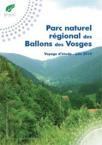 Voyage d'étude dans le Parc naturel des Ballons des Vosges